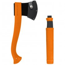 Morakniv Axe & Knife Outdoor Kit - Orange