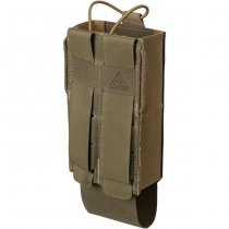 Direct Action Universal Radio Pouch - Ranger Green