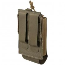 Direct Action Slick Radio Pouch - Coyote Brown