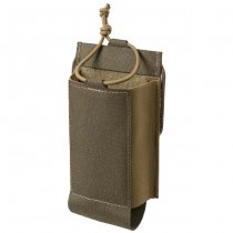 Direct Action Slick Radio Pouch - Adaptive Green