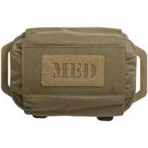 Direct Action Med Pouch Horizontal Mk III - Black