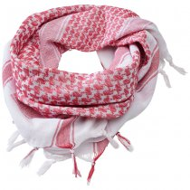 Brandit Shemag Scarf - Red / White
